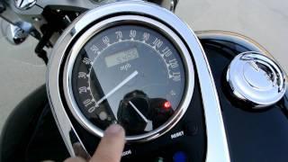 2. 2009 Kawasaki Vulcan 900 Classic LT