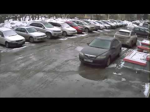 Дневное видео с камеры CTV HDB361A SE AHD 1Mp