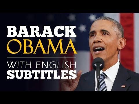 ENGLISH SPEECH | BARACK OBAMA: Ignorance is NOT a Virtue (English Subtitles)