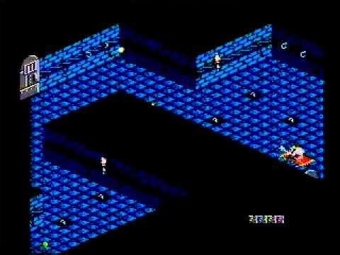 the immortal nes gameplay