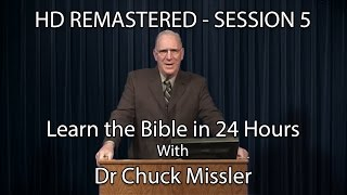 Video Learn the Bible in 24 Hours - Hour 5 - Small Groups  - Chuck Missler MP3, 3GP, MP4, WEBM, AVI, FLV September 2018