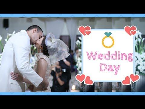 Doug Kramer Chesca Garcia Onsite Wedding Day video