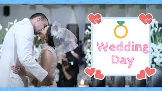 Doug Kramer Chesca Garcia Onsite Wedding Day video