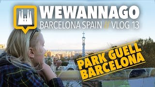 SUBSCRIBE TO WEWANNAGO TV: http://bit.ly/1FxiVp2 INSTAGRAM: https://www.instagram.com/wewannago.tv/TWITTER: https://twitter.com/chris_welzelWe Wanna Go around the world! In vlog #13, We take the Barcelona Metro to Park Güell. This magnificent Park is one of the many masterpieces of Antoni Gaudi. Covered in mosaic tiles this park stands as an icon to Barcelona. Park Guell is a perfect way to spend a day and prepare your eye for Gaudi's most renowned work of modern art... La Sagrada Familia.Thanks for watching WeWannaGo TV,Christiaan & Kseniya Welzelhttp://www.wewannago.tvFilmed with a GoPro Hero4, Feiyu G4 gimbal and sony rx10 II