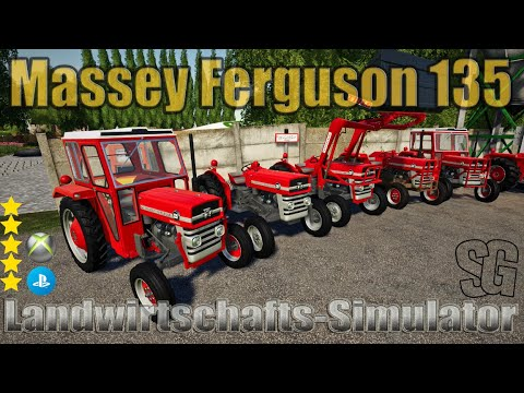 Massey Ferguson 135 v1.0.0.0