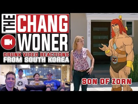 SON OF ZORN | Official Trailer (Drunk Reaction/Review)