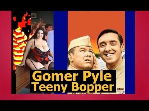Gomer Pyle - Teeny Bopper