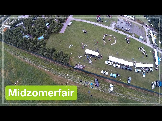 Midzomerfair | Drone Demo's