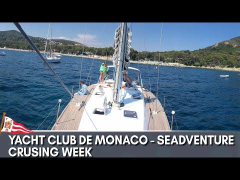 YACHT CLUB DE MONACO _ SEADVENTURE CRUISING WEEK
