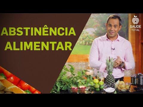 Abstinência alimentar | Cura para a bronquite | Saúde Total