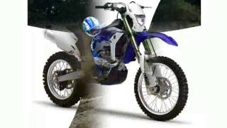 8. 2013 Yamaha WR 450F - Details and Features