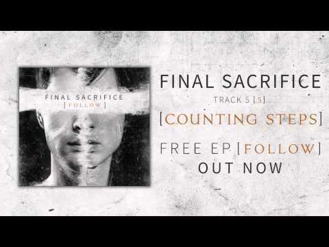 Tekst piosenki Final Sacrifice - Counting Steps po polsku