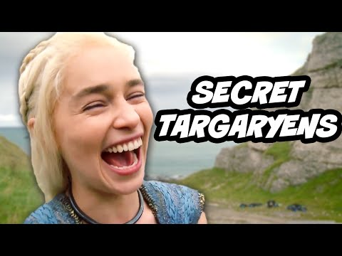 Game Of Thrones Season 5 – Who Are Secret Targaryens