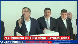 Zeytinburnu Belediyesinde Bayramlaşmas-2014