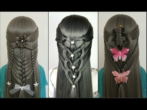 Hairstyles for short hair - 25 Amazing Hair Transformations - Beautiful Hairstyles Tutorials - Best Hairstyles for Girls Part 4