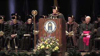 Ave Maria School of Law Commencement 2016