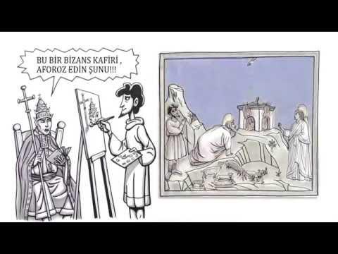 SANAT TARİHİ - 2 - ORTA VE GEÇ BİZANS DÖNEMİ