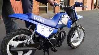 5. 2000 Yamaha PW 50