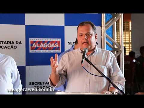 Governador Renan Filho assina ordem de serviço do Cisp de Viçosa Compartilhar