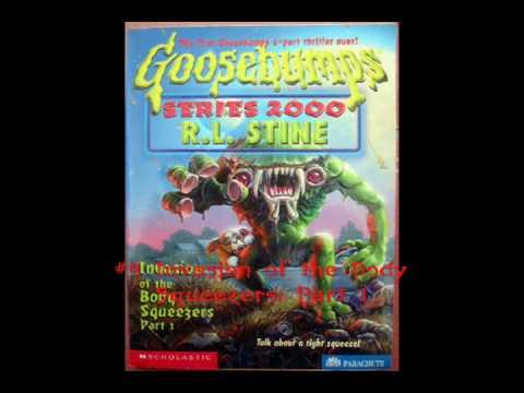 Goosebumps Series 2000 Books (#1-25) by R.L. Stine