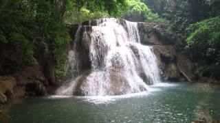Khlong Khuean Thailand  city pictures gallery : Huay Maekamin Waterfall - Kanchanaburi Waterfall - Thailand