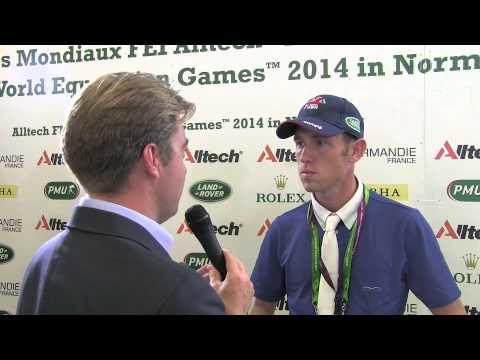 WEG showjumping: H&H speaks to Scott Brash [VIDEO]