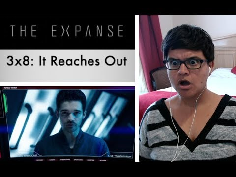 The Expanse 3x8: It Reaches Out (REACTION)
