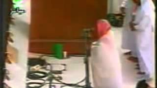 صلاة عيد الفطر المبارك من الحرم المكي للشيخ محمد السبيل
