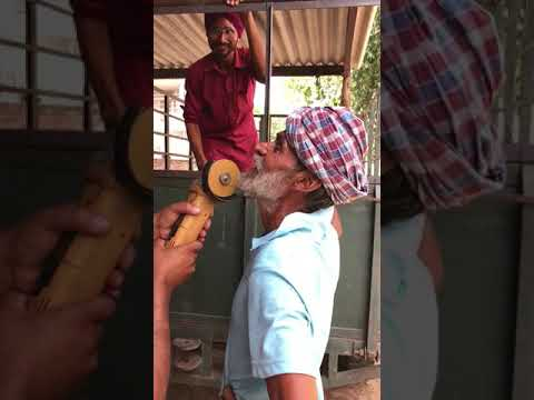 Beard styles - Punjabi beard cutting style