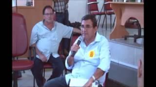 Nanci reafirma compromisso com servidores em entrevista; Dejorge não apareceu