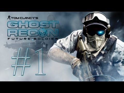 Ghost Recon Future Soldier : Next PC