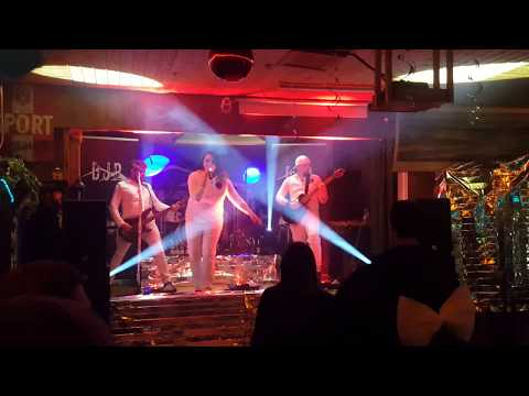 Djatlow Pass - Ophelia Live in Chemnitz am 07.04.2018