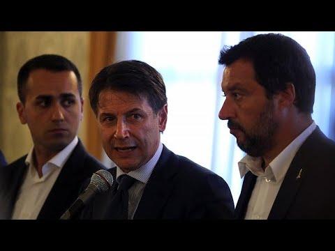 Italien: Conte verhängt wegen Brückeneinsturz Notstand
