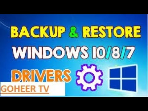 Driver Magician || Backup All Drivers || Windows