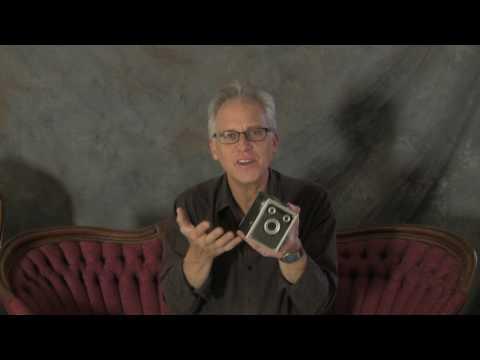 WAJDA PHOTO - Gear Talk: Ansco Shur Shot 120 Box Camera