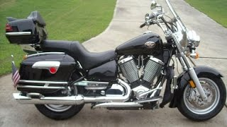 9. 2006 Victory Touring Cruiser