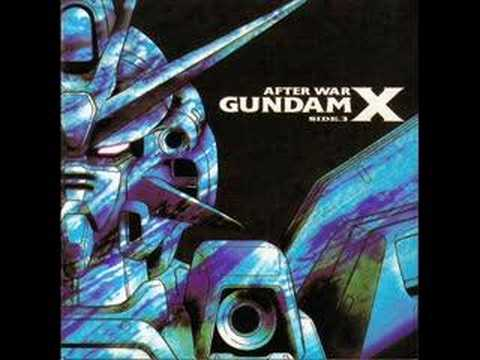 RESOLUTION - Second opening to After War Gundam X, by Romantic Mode.