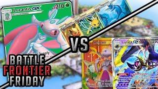 Pokémon TCG Matchup - Lurantis GX/Eeveelutions vs Mewtwo EX/Lunala GX! | Battle Frontier Friday #21 by The Pokémon Evolutionaries