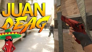 Juan Deigo returns with a vengence. His steam: http://steamcommunity.com/profiles/76561198029497326/ Twitter: ...