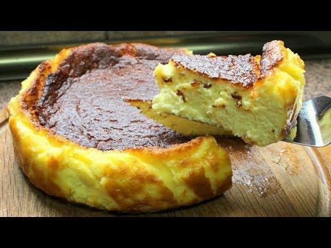 La tarta de queso casera mas facil y rica del mundo ¡COMPRUEBALO!