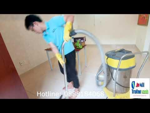 Quy trình vệ sinh sàn nhà theo chuẩn Nhật Bản