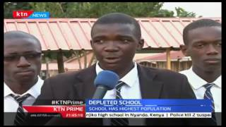 KTN Prime: St Joseph High School, Kitale In Bad State Due To Increased Population After It Upgraded