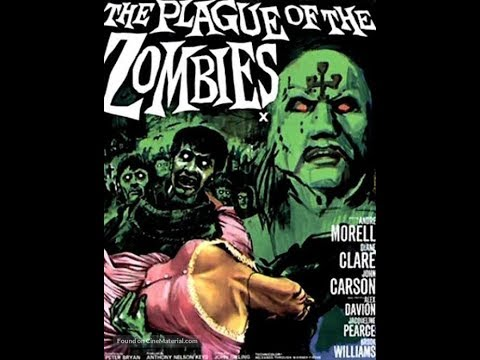 The Plague Of The Zombies (1966) - Trailer HD