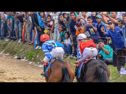 Tragedi Pacuan Kuda Payakumbuh 2019 di kelas AB 2 Tahun Pemula DIV II