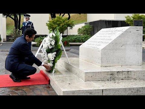 Για πρώτη φορά Ιάπωνας πρωθυπουργός στο Περλ Χάρμπορ