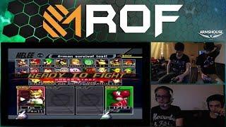 Amsa vs. Leffen – ROF 3 Losers Finals (Finally Uploaded!)