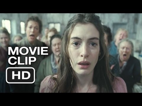 Les Mis�rables CLIP #5 (2012) - Anne Hathaway, Hugh Jackman Movie HD Video