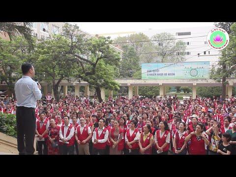 Chi hội Tán trợ Chữ thập đỏ Tình Người từ thiện Bệnh viện E, tháng 4 năm 2019