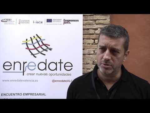 Entrevista a Javier Sastre, Director de Sastre&Asociados en Enrédate Alzira