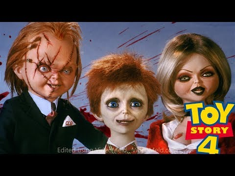 Child Play Seed of Chucky Trailer (Toy Story 4 style)